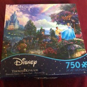750 piece Disney puzzle
